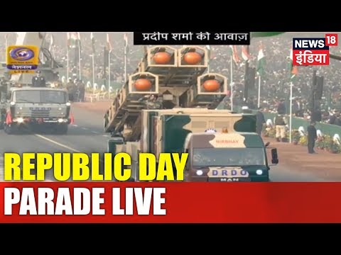 Republic Day Parade Live | ASEAN Leaders Join the Celebrations | News18 India