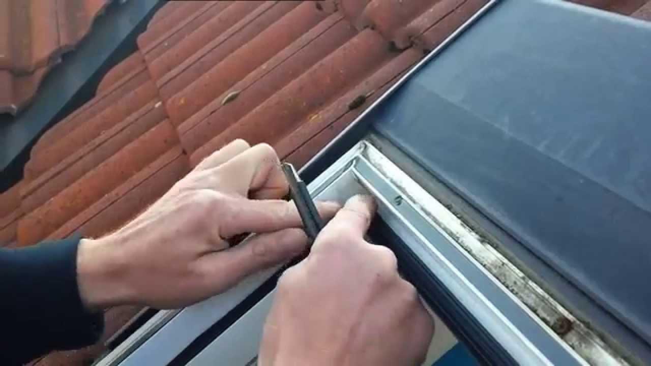 braas dachfenster dichtung erneuern doovi. Black Bedroom Furniture Sets. Home Design Ideas
