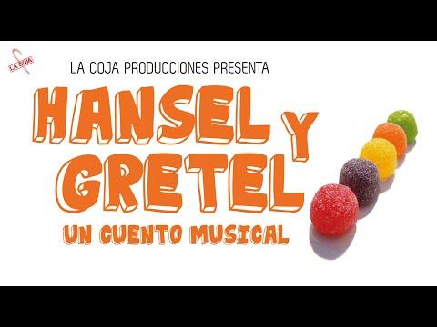 Hansel y Gretel, Un Cuento Musical  de la Coja Producciones - Trailer Promocional