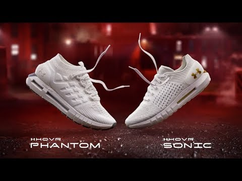 newest e9681 319dd UA HOVR Phantom & Sonic: First Look