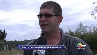 Denúncia contra creche em Blumenau - Bryan Kormann/Marcos Fernandes