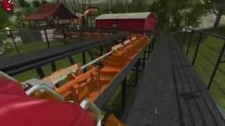 NoLimits 2 Roller Coaster Simulation Gameplay