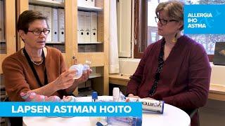 Lapsen astman hoito | Lapsen astma 2/3