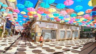 ⁴ᴷ Walking Olhão 🇵🇹 Algarve, Portugal