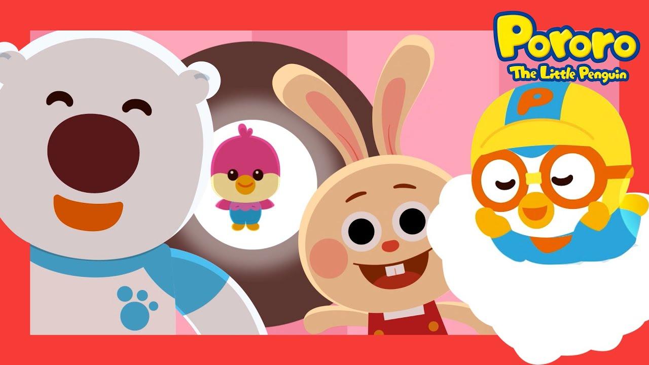 Pororo's New Kids Classic | #4 I Love All | Song for Kids | Pororo Nursery Rhymes