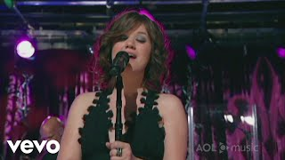 Kelly Clarkson - Maybe (Sessions @ AOL 2007)