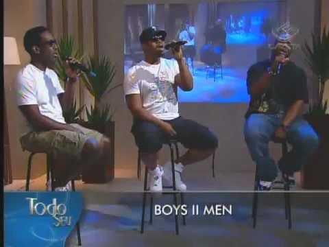 Boyz II Men  On Bended Knee A Cappella  2012