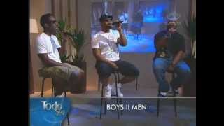 Boyz II Men - On Bended Knee (A Cappella Live 2012)