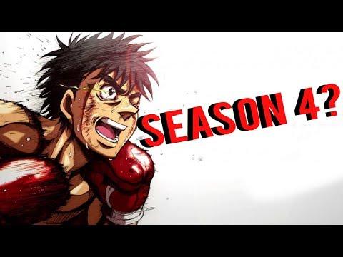 Hajime ippo season 4