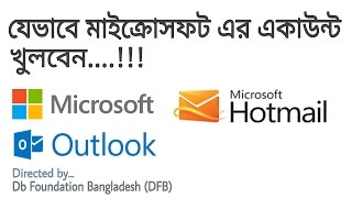 how to create microsoft hotmail outlook account