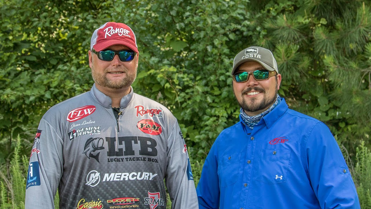 Kentucky Lake | Jason Lambert and Brandon Hunter Recap Day 3