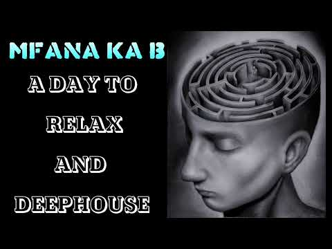 A DAY OF REST AND DEEP HOUSE
