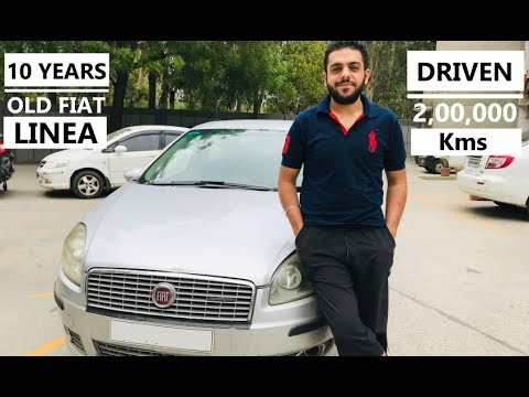 Fiat Linea Review  | Driven 2,00,000 Km