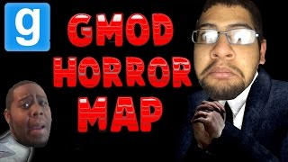 This Map Was Scary As FK!! Chavezz and Dr J and The Women Play Gmod (RIP HEADPHONE USERS)
