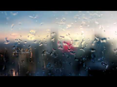 Rain on glass effect done  in After Effects