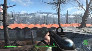Fallout 4: Nombre de morts (HD/Ultra/60fps)