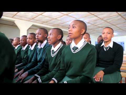 BABA NAKUSHUKURU by Star High School - Songwriter: Teilo M. LWANDE AJ (Official 720p HD Music video)