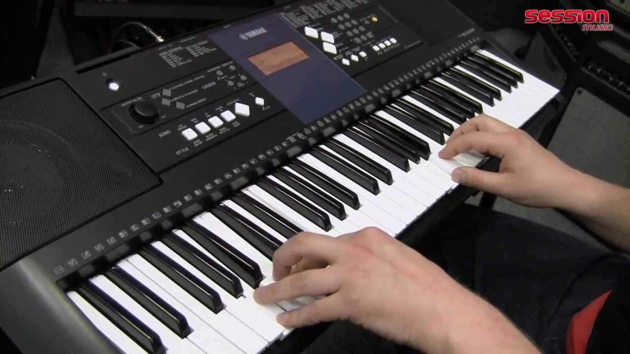 Yamaha Keyboard For About