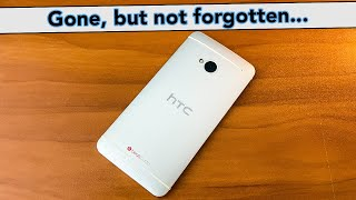 The BEST Phone HTC Ever Made! // HTC ONE M7, a blast from the past...