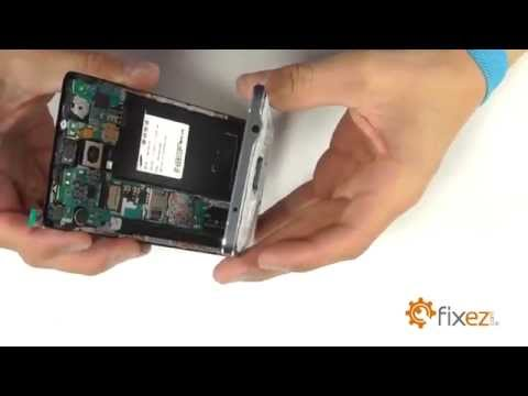 Official Samsung Galaxy Note 4 Screen Repair & Disassemble – Fixez.com