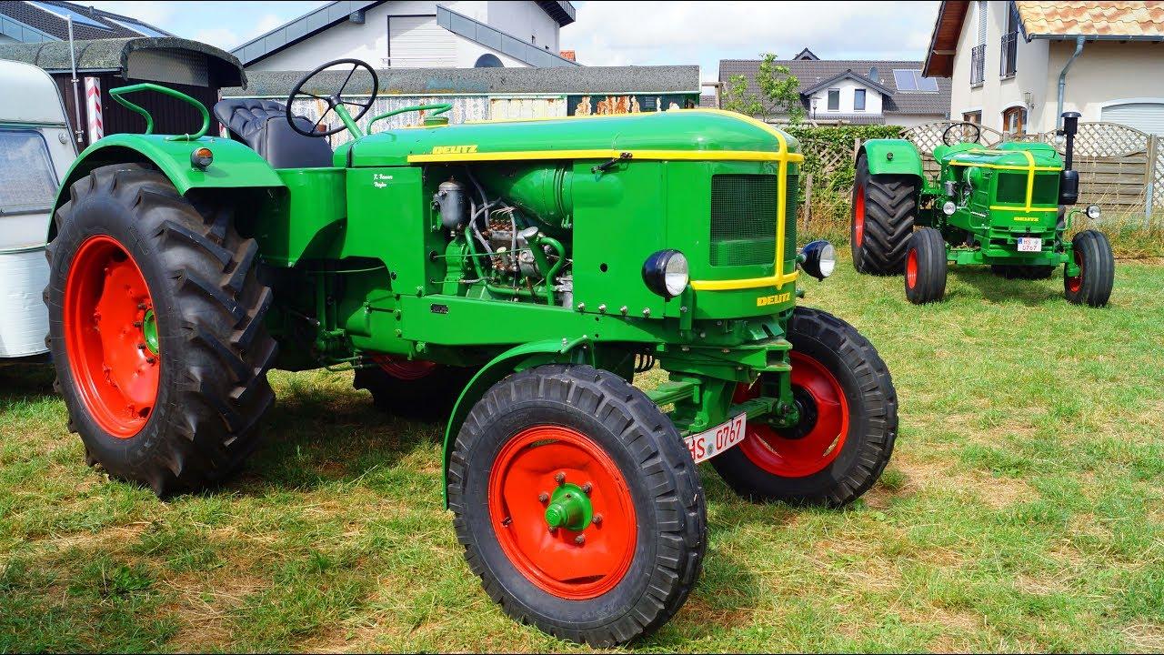 Traktor oldtimertreffen waldenrath trecker schlepper