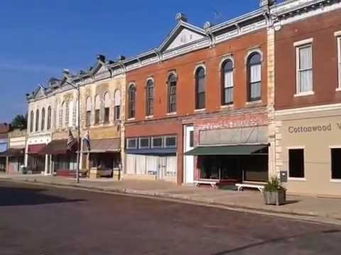 RoadHacker: Main Street in Florence, Kansas