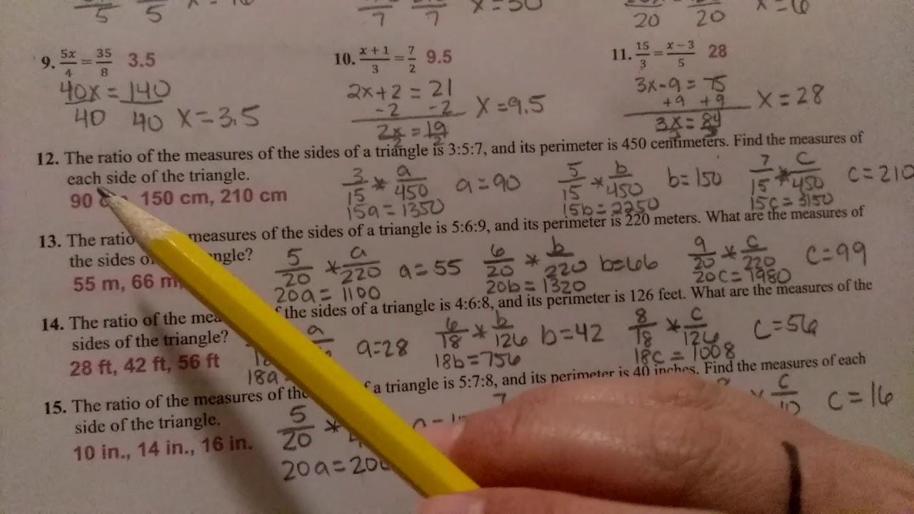 トップ 100 7 2 Skills Practice Similar Polygons - じゃごやめ