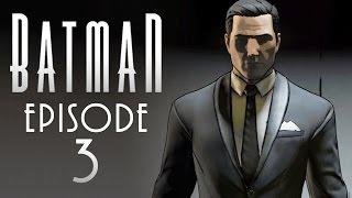 The New World Order... Batman Episode 3 Full Gameplay