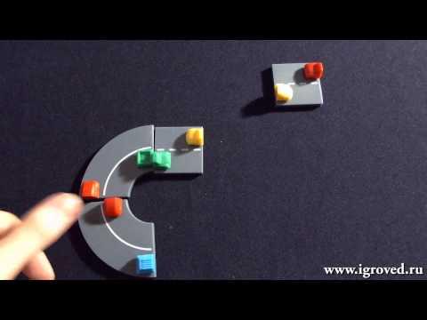 Перекрёсток. Обзор настольной игры от Игроведа