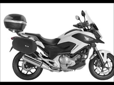 Honda Nc700x Givi Accessories Youtube