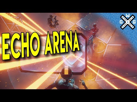 Ender's Game in VR? Echo Arena Oculus Rift Gameplay