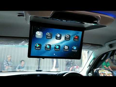 13.3 Inch Android Roof Mount Monitor