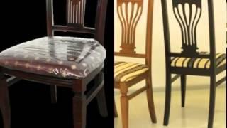Анонс новинок - стулья и столы из массива класса премиум. Обзорное слайд-шоу.(Интернет магазин мебельной фабрики Апельсиновая зебра WWW.A-ZEBRA.RU . Производство деревянной мебели для дома,..., 2014-05-05T20:14:40.000Z)