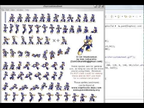 Java programming part 95 Graphics : Java Draw Images 4