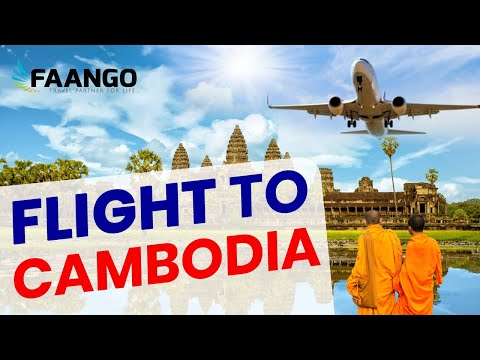 Cheap Flights To Cambodia | Book Now & Get Amazing Deals On Call +1-800-295-9711