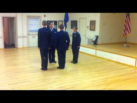 PCR-CA-273 - Civil Air Patrol - Change of Cadet Command - Squadron 85