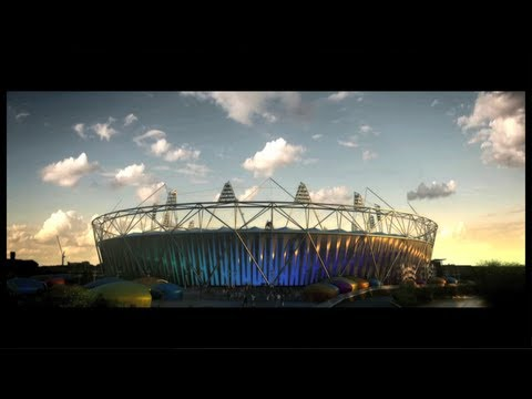 London 2012 Olympic Stadium Architects