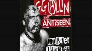 GG Allin & Antiseen - My Prison Walls