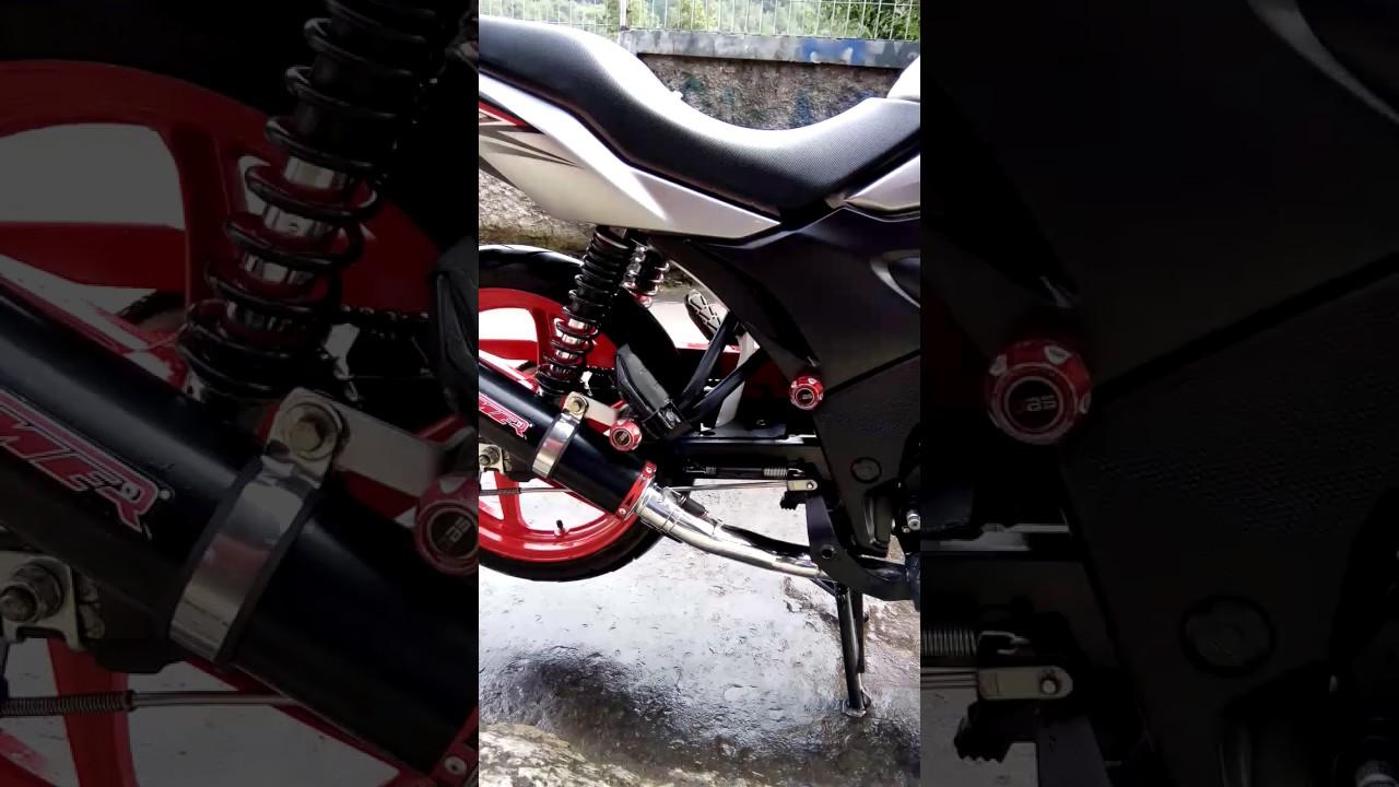 640 Gambar Cutting Sticker Verza 150 HD