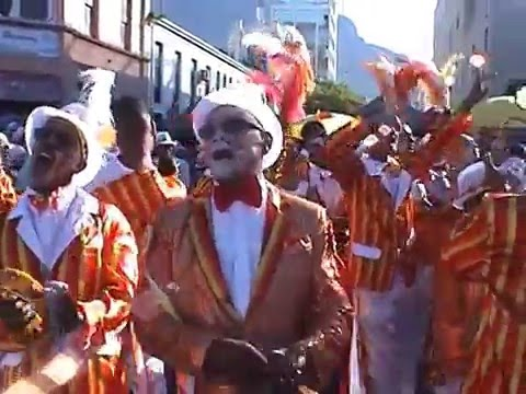 "D6 "" Bo-Kaap"" Santam District Six Cape Town Carnival 2 January 2016 /Minstrels / Kaapse Klopse"