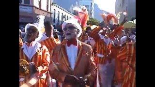 "D6 "" Bo-Kaap"" Santam District Six Cape Town Carnival 2 January 2016 /Minstrels / Kaapse Klopse"