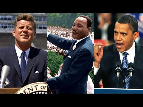American History: The Most Important Speeches (1933-2008)