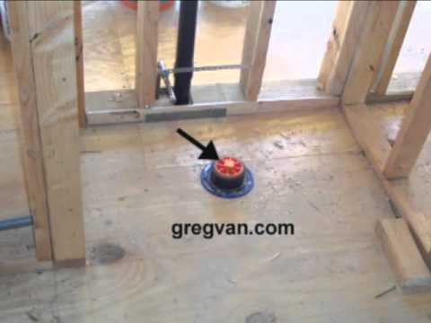 Toilet Test Plug - Plumbing Education For Home Builders