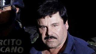 Наркобарон  Эль Чапо  экстрадирован в США