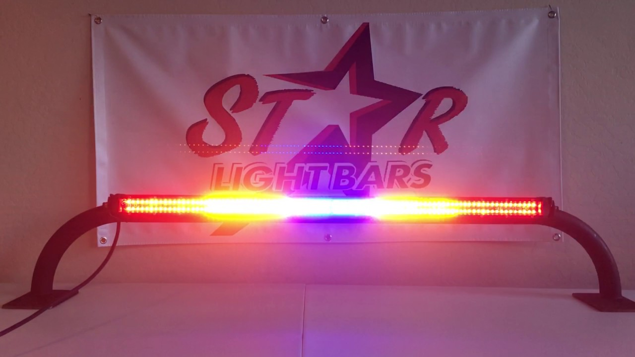 Star light bars gx rt led rear chase light youtube star light bars gx rt led rear chase light aloadofball Image collections