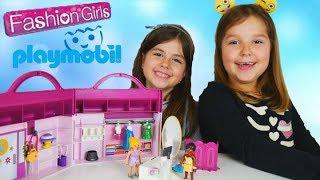 PLAYMOBIL Βαλιτσάκι Boutique Ρούχων 🛍️παιχνίδια για παιδιά /ARIADNI ARTEMI STAR / greek ελληνικά