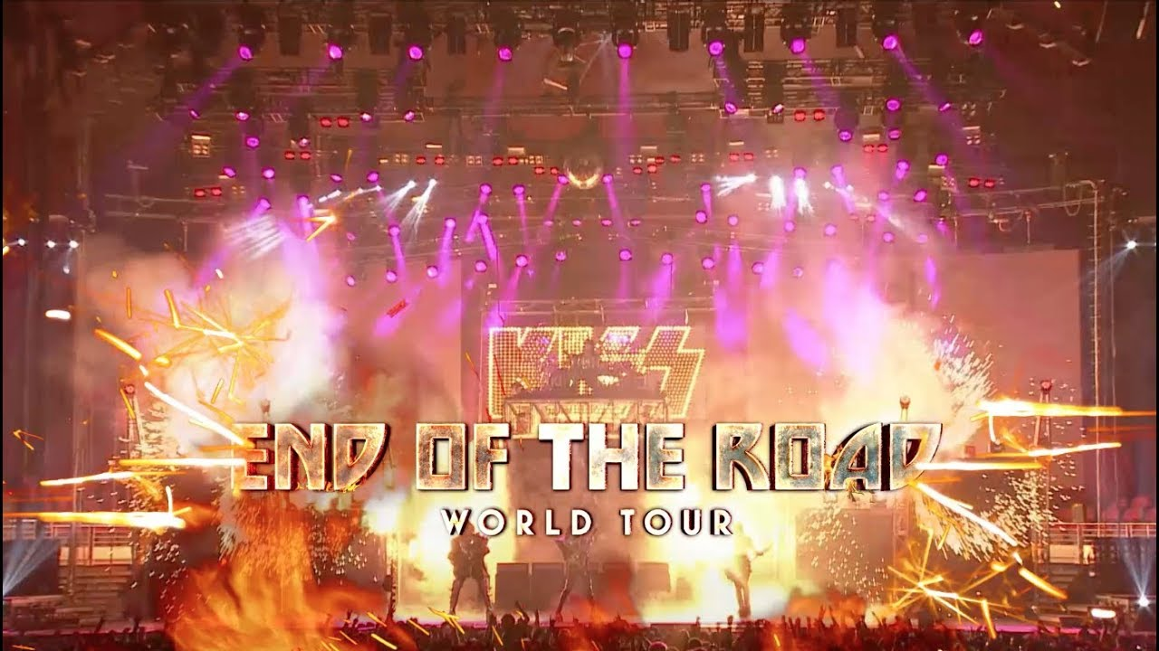 Kiss Tour 2020.Kiss 2020 End Of The Road Dates Announced