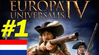 EUROPA UNIVERSALIS  4|  Из Голландии в Нидерланды #1 - Война за независимость