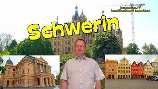 Schwerin-Landeshauptstadt🌅Mecklenburg-Vorpommern-Sehenswürdigkeiten & Touristinformation