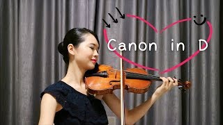 Gambar cover Canon in D ☆Violin☆